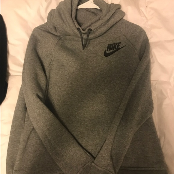 nike polo neck women's